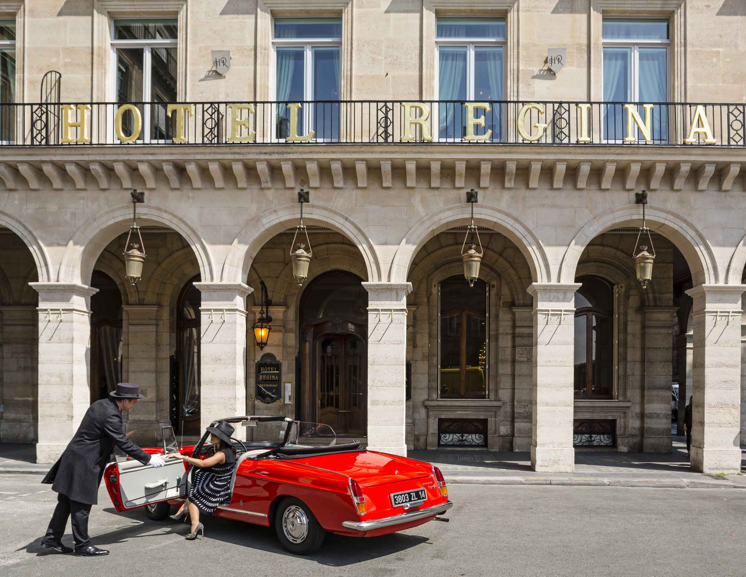 Hotel Regina Paris FAQ