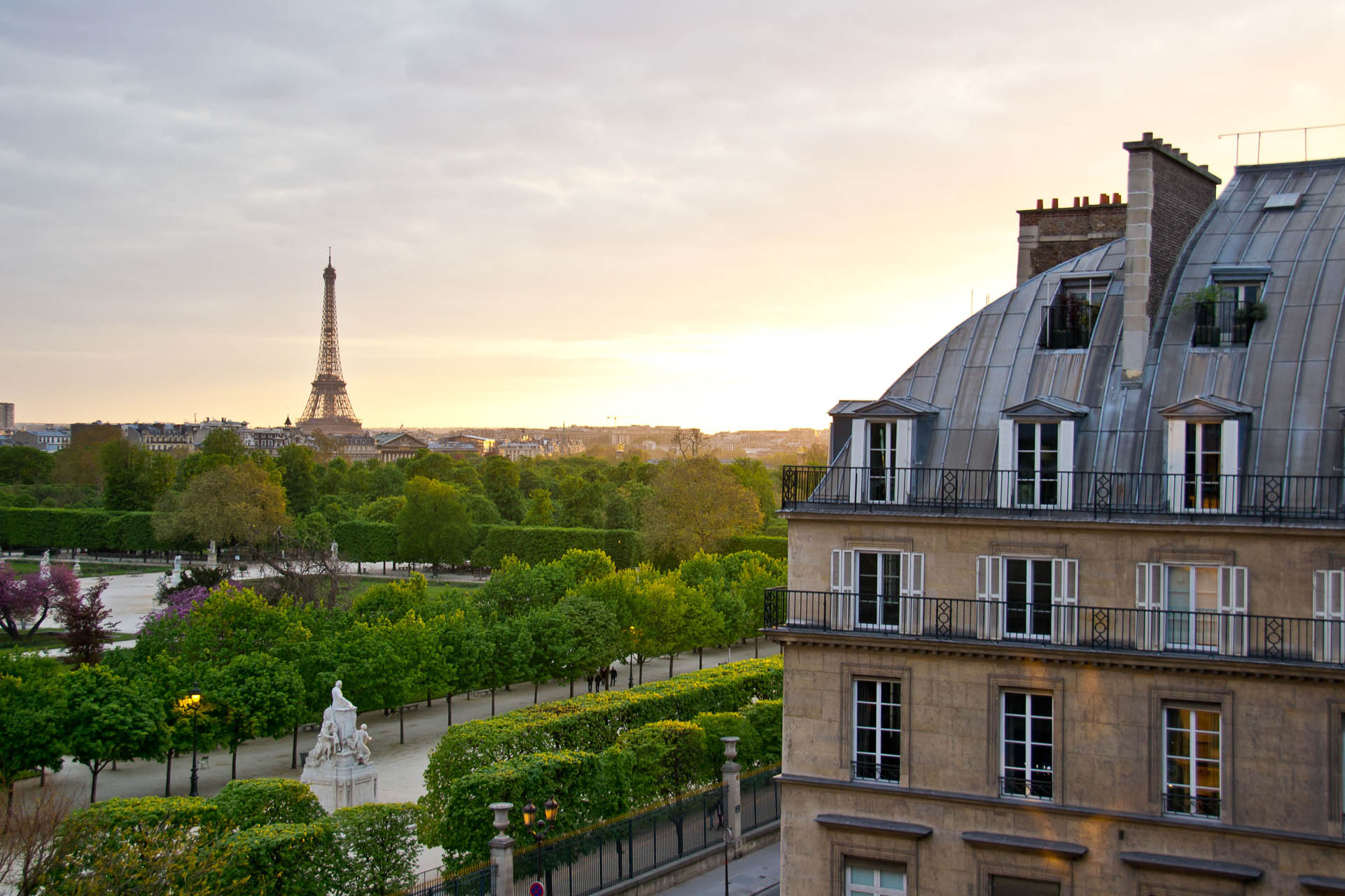 paris hotels 1st arrondissement